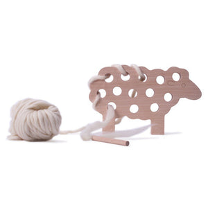 les jouets libres // woody the sheep brown