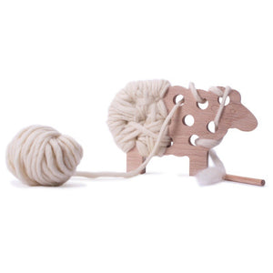 les jouets libres // woody the sheep grey
