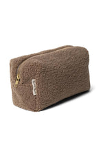 Afbeelding in Gallery-weergave laden, studio noos // chunky teddy pouch brown