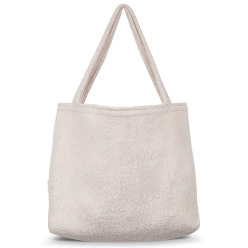 studio noos // bouclé mom bag