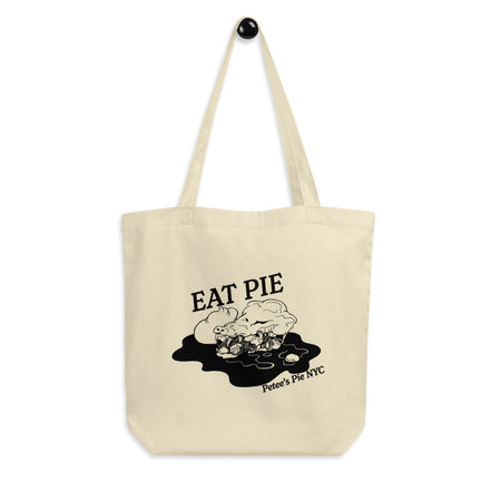 Petee's Mean Slice Eco Tote Bag