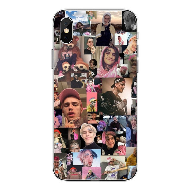 Lil Peep Rapper Phones