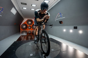 Wind tunnel testing of cycling shoes, VeloVetta vs. Specialized, Shimano and Bontrager.