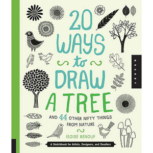 20 Ways To Draw A Tree - and 44 other nifty things from nature