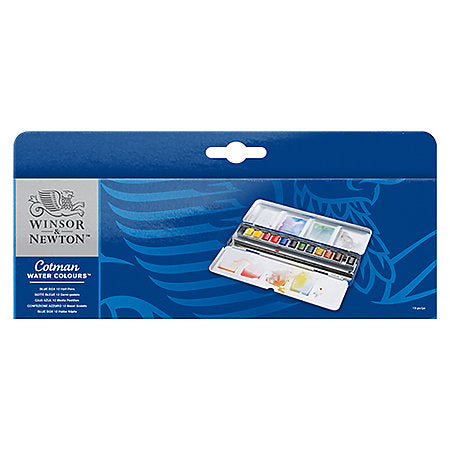 Winsor & Newton Cotman Watercolor Set