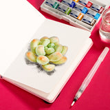 Professional Watercolor Sketch Book