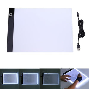 Illuminated Drawing Board