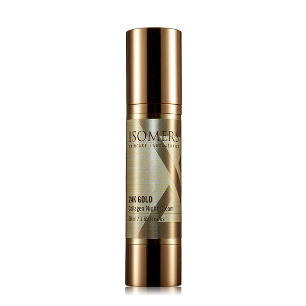 24K GOLD Collagen Night Cream