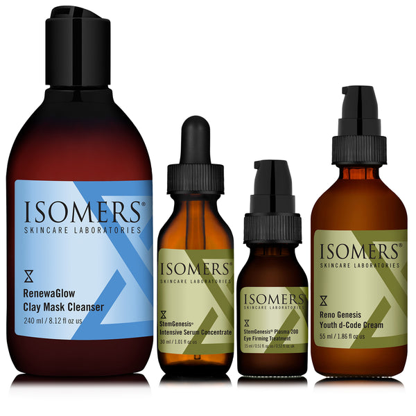Discovery Kit 03: 4-Step Skincare Routine - Anti-Redness & Sensitivity