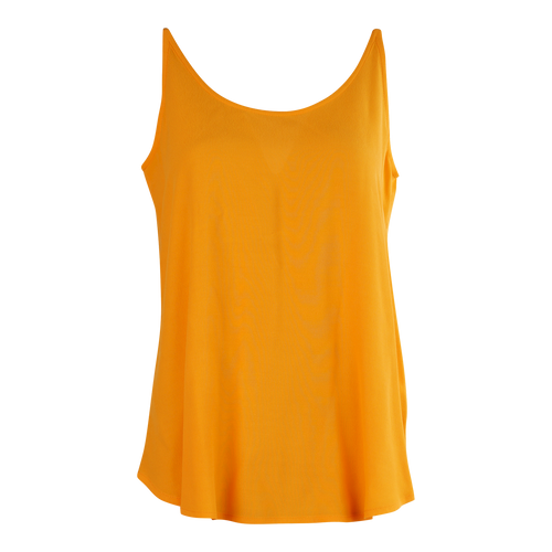 CREPE VISCOSE ORANGE