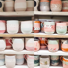 Load image into Gallery viewer, HANDMADE POTTERY MUGS AND TOGOCUPS