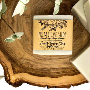 French Green Clay - Unscented
