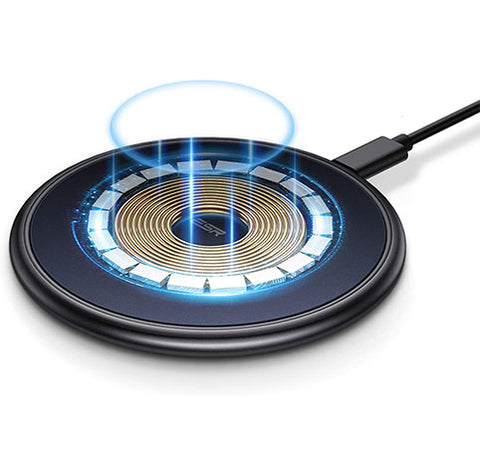 halolock magnetic wireless charger for iphone 12