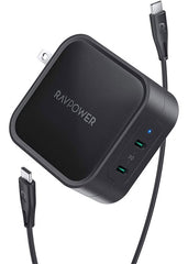 RAVPower 90W PD 3.0 Wall Charger