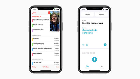 ios 14 translate and images