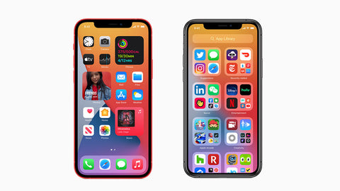 ios 14 apps and widgets