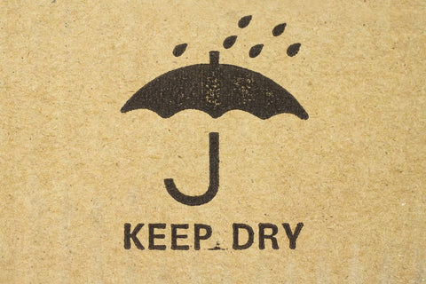 keep your tech dry