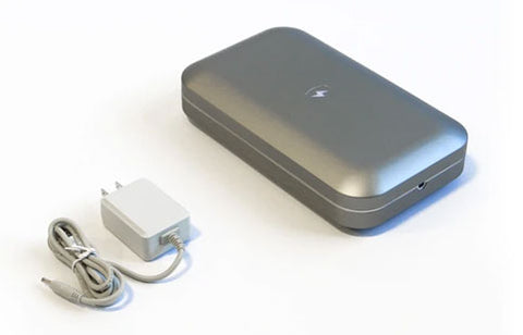 phonesoap with charger