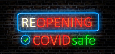 reopening post covid