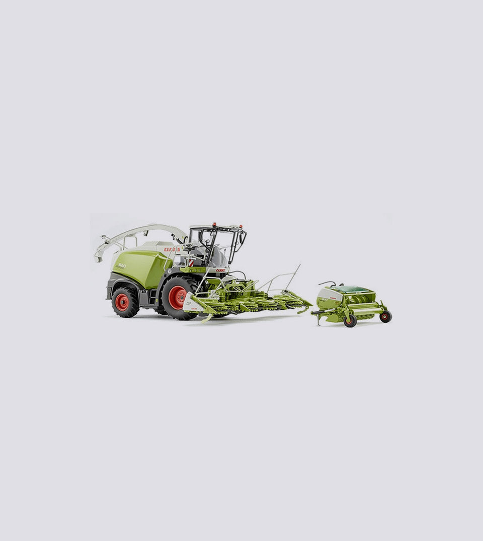 Claas Jaguar 860 Wiking