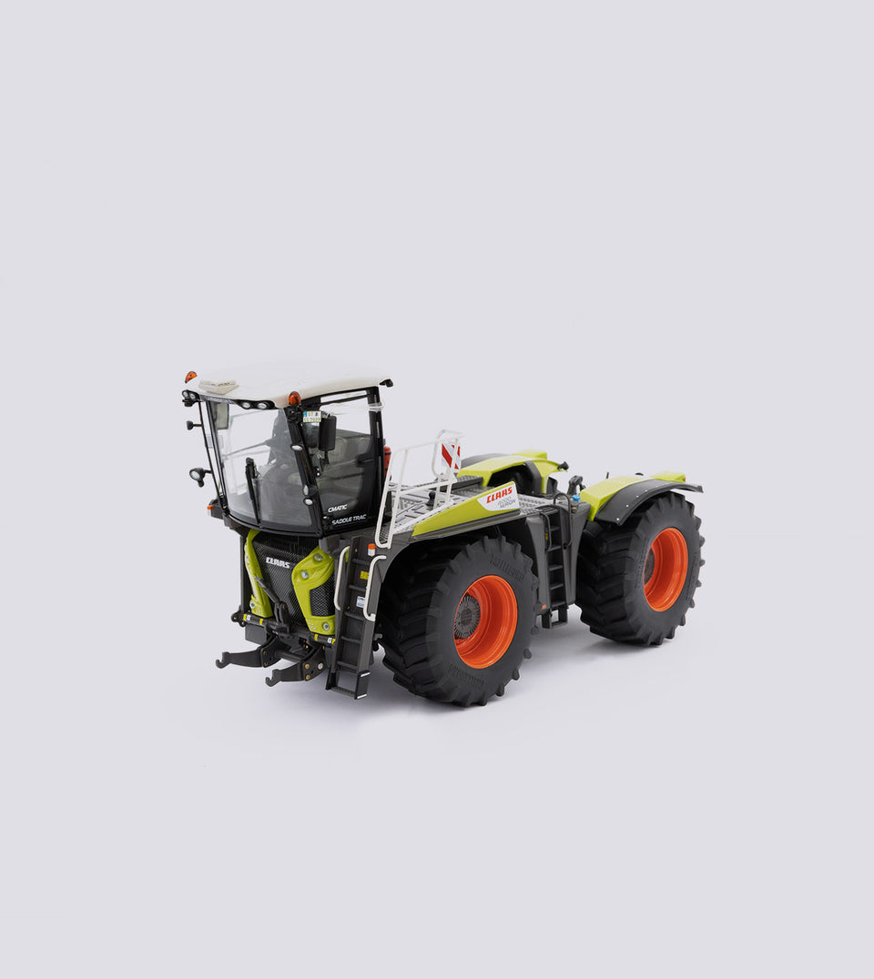 Claas Xerion 4000 Saddle Trac - Weise Toys (1:32) - Agrar Hautnah