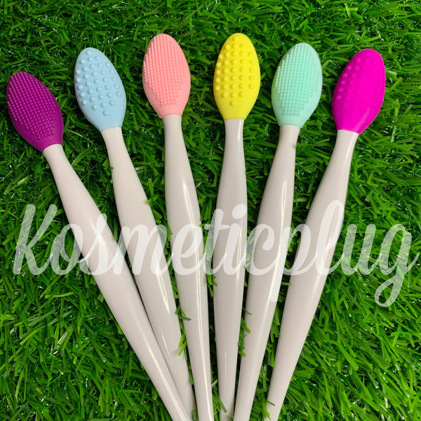 Exfoliating Lip Scrub Brushes