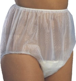 PVC Incontinence Pants, Washable, Waterproof, Reusable & Super Soft