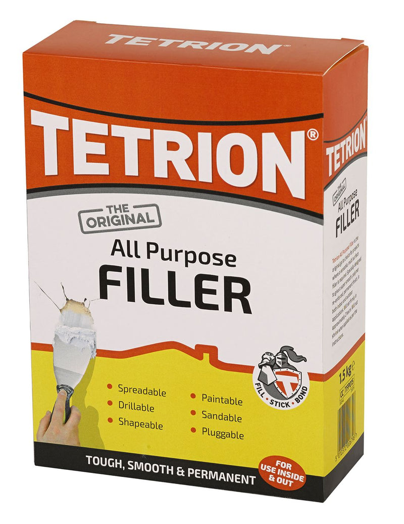 Tetrion Powder All Purpose Filler - 1.5Kg