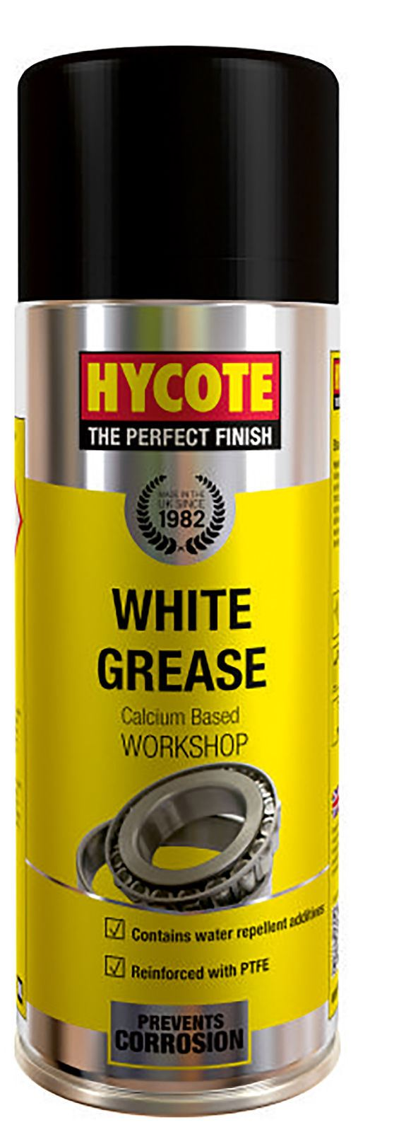 Hycote Maintenance White Grease - 400ml
