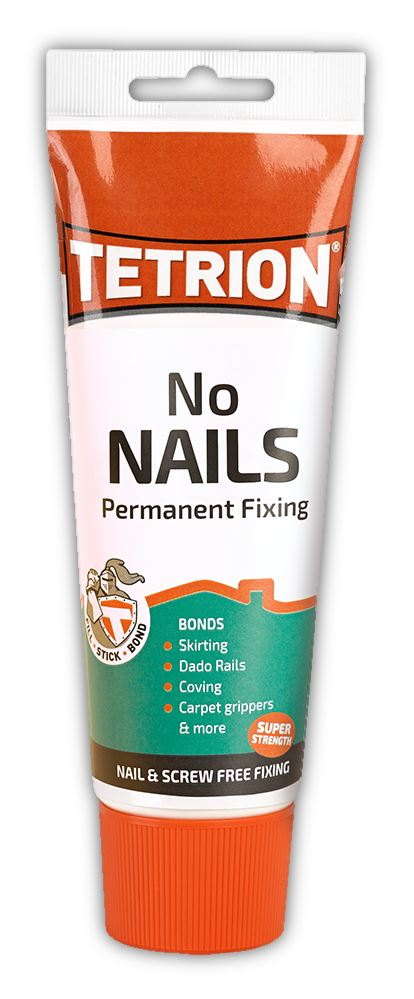 Tetrion No Nails Tube - 330g