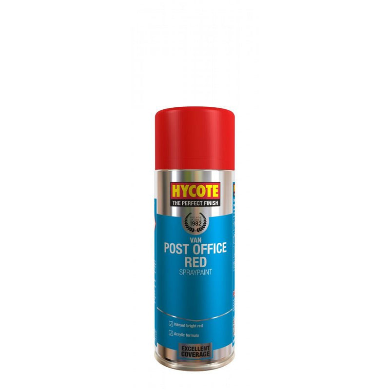 Hycote Post Office Van Red Paint - 400ml