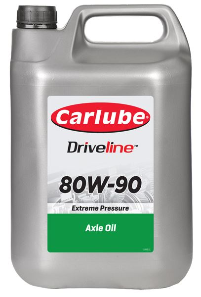 Carlube EP80W-90 Heavy Duty Gear Oil - 4.55L