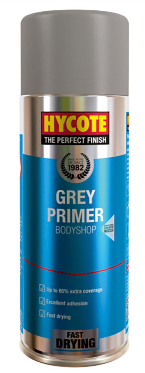 Hycote Bodyshop Grey Primer - 400ml