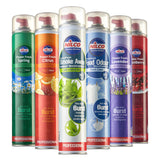 Nilco Power Fresh Complete Valeting Air Freshener 750ml Aerosol Bundle