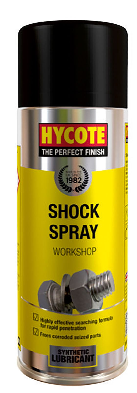 Hycote Maintenance Shock Spray - 400ml