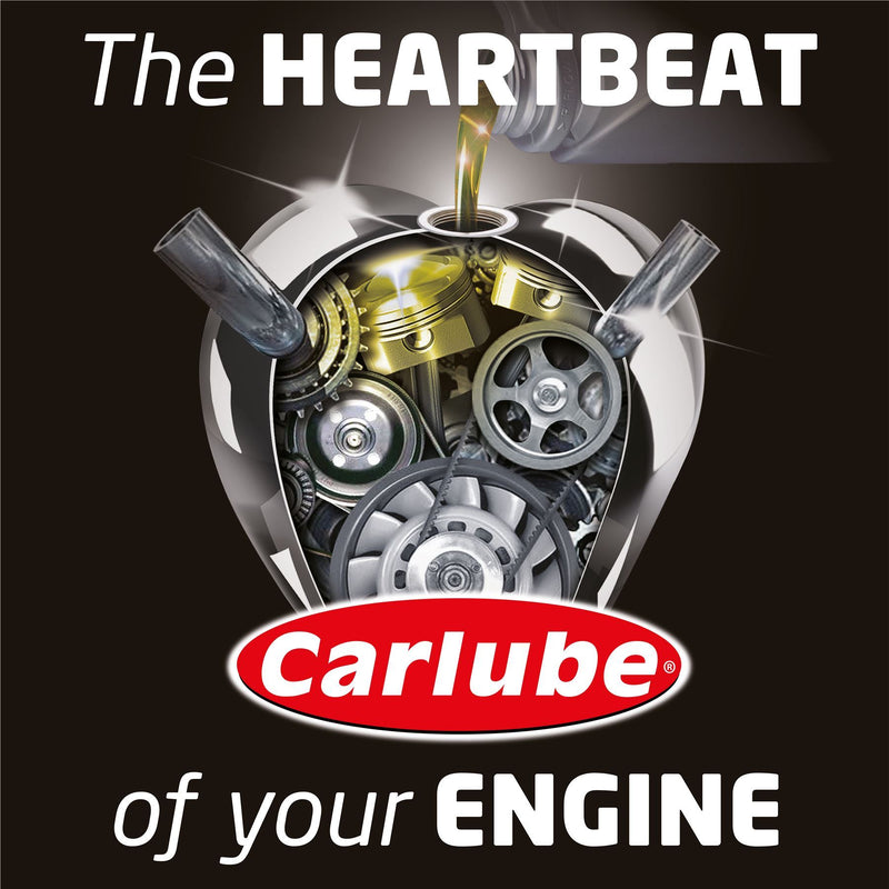 Carlube Triple R 5W-30 Longlife Fully Synthetic Car Motor Engine Oil - 1L