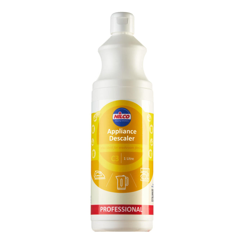 Nilco C3 Appliance Descaler Spray - 1L