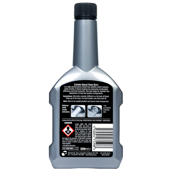 Carlube Diesel Clean Burn - 300ml