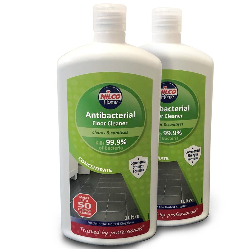 Nilco Antibacterial Floor Concentrated Cleaner & Sanitiser - 1L