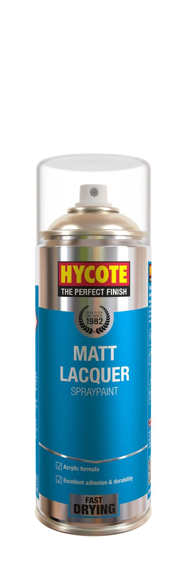 Hycote Matt Lacquer - 400ml