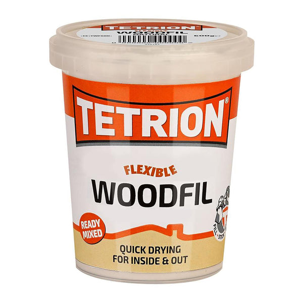 Tetrion Ready Mixed Woodfil - 600g