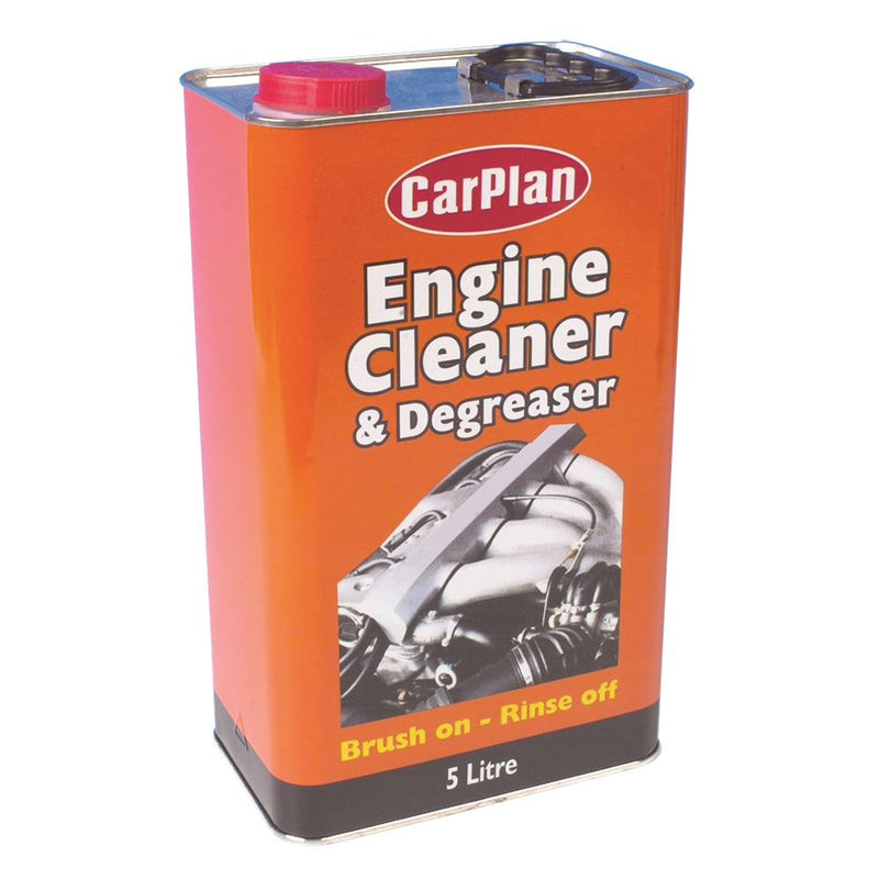 CarPlan Engine Cleaner and Degreaser - 5L