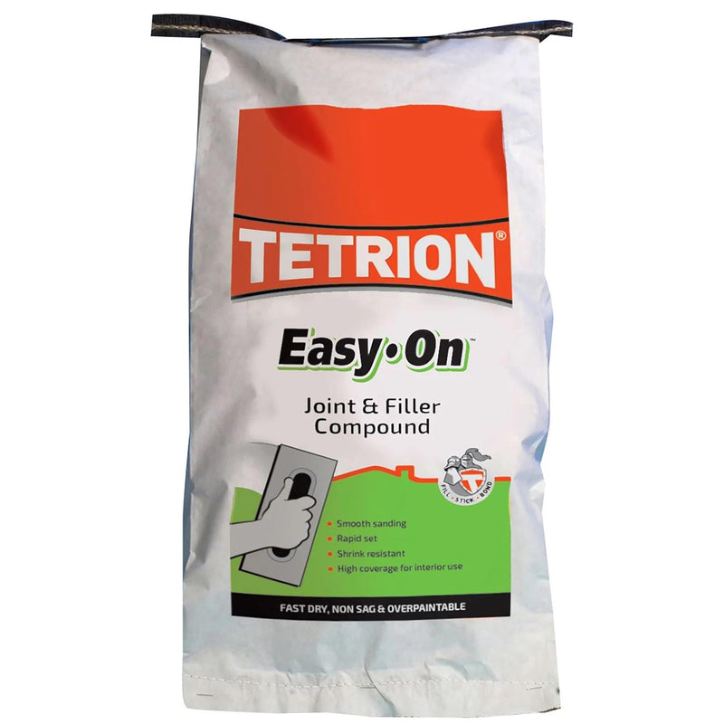 Tetrion Easy on Interior Filler Powder - 5Kg