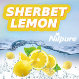 Nilco Nilpure Sherbet Lemon Scented Hand Sanitiser - 5L x 12 with Free Nilco Sanitising Station