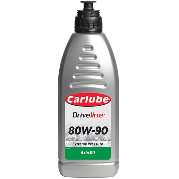 Carlube EP 80W-90 Heavy Duty Gear Oil - 1L