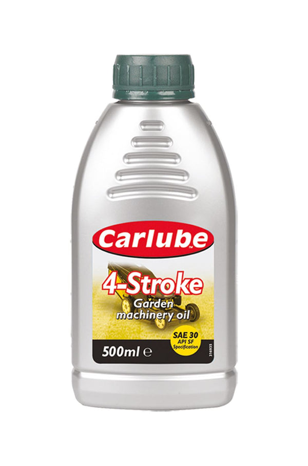 Carlube 4-Stroke Garden Machinery Oil - 500ml