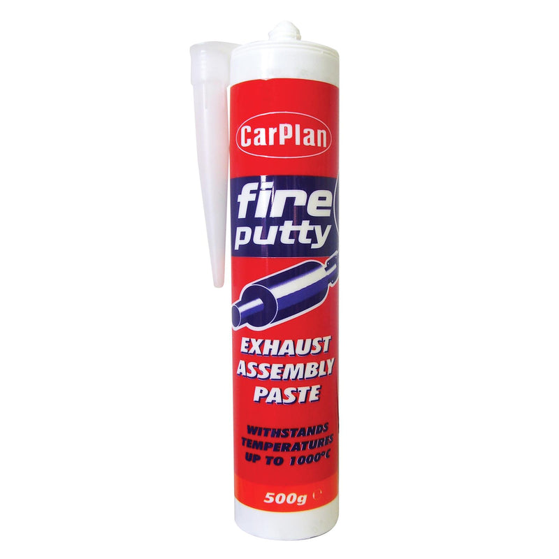 CarPlan Exhaust Paste Cartridge - 500g