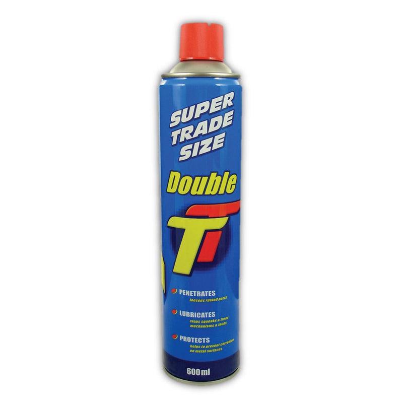 Double TT Maintenance Spray Aerosol - 600ml