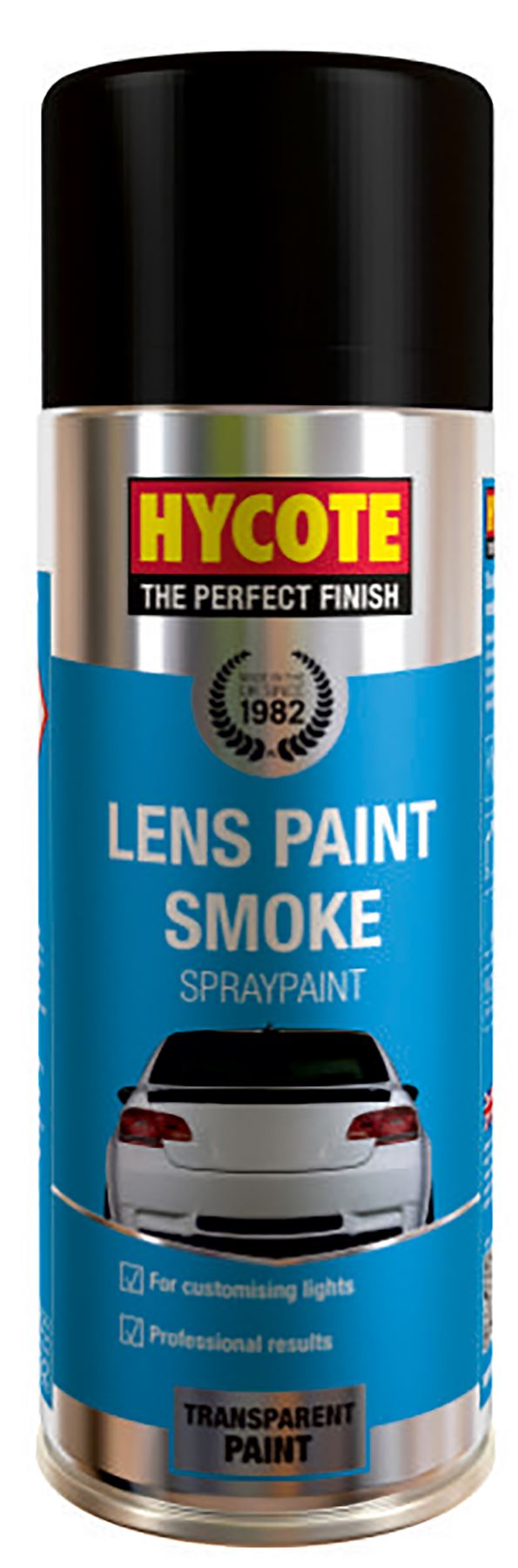 Hycote Lens Paint Smoke - 400ml