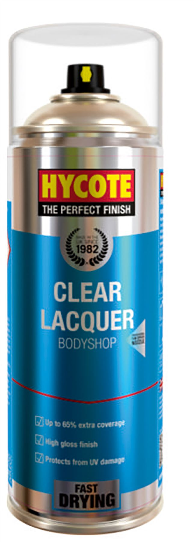 Hycote Bodyshop Clear Lacquer - 400ml